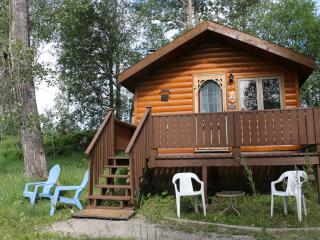 1 bedroom Cabin with Deck in Golden - Golden vacation rentals