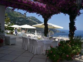 Favolosa villa vista mare Praiano - Praiano vacation rentals
