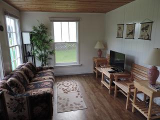 Cozy 1 bedroom Mayfield Cottage with Deck - Mayfield vacation rentals