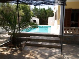 3 bedroom House with Washing Machine in Cala Figuera - Cala Figuera vacation rentals