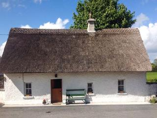 HIGH NELLY COTTAGE, pet-friendly, multi-fuel range, WiFi, character beams, thatched cottage near Abbeyleix, Ref 923044 - Abbeyleix vacation rentals