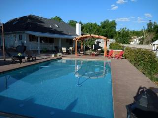 Charming House with Deck and A/C - Hurricane vacation rentals