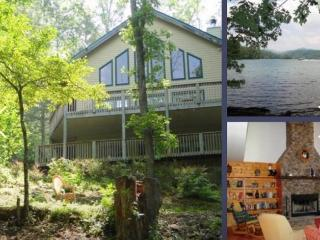 Quiet Lake View/Access Paradise - Glenville vacation rentals