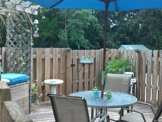Charming Townhouse with Deck and Internet Access - Saint Augustine Beach vacation rentals