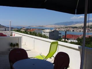Apartment  Bi-PI , No3,   island Pag, Croatia - Pag vacation rentals