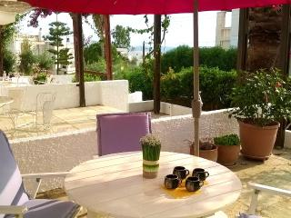 Cottage SEA ROSSES  150m. from the sand  beach . - Saronida vacation rentals