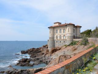 Alloggio di lusso in castello sulla scogliera - Antignano vacation rentals