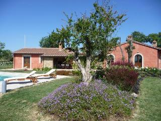 Lodge Melograno wonderful view in Val D'Orcia - Pienza vacation rentals