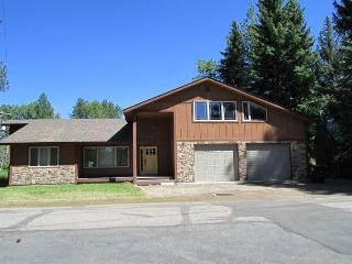 Spacious home with filtered views of Payette Lake - McCall vacation rentals