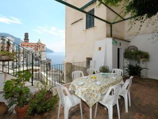 La Romantica - terrace and sea view - Atrani vacation rentals