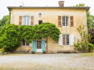 Charming manor near Biarritz with pool and cook - Sainte-Marie-de-Gosse vacation rentals