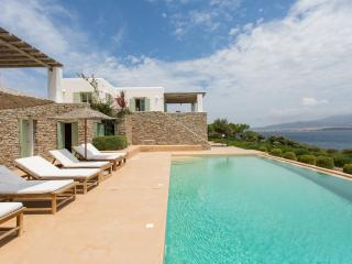 Bright 7 bedroom Antiparos Town Villa with Deck - Antiparos Town vacation rentals