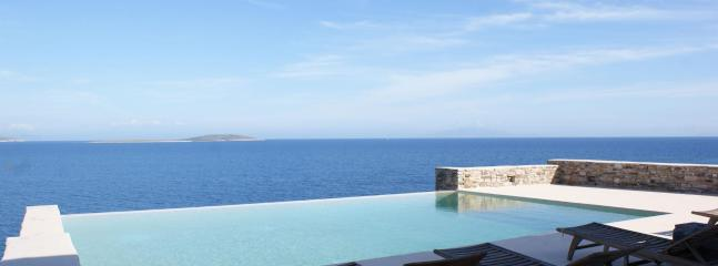 Spacious 6 bedroom Villa in Antiparos Town - Antiparos Town vacation rentals