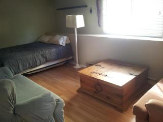 Charming Character Lower Studio Suite Historic Victoria Street - Oak Bay vacation rentals