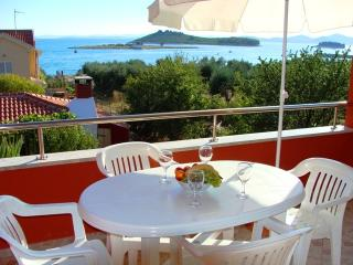 Apartment Sea Jewel 4 for 5 with a sea view - Pakostane vacation rentals