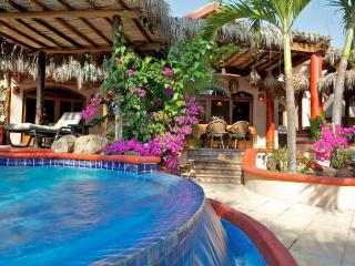 Beach front Mexican villa - Platanitos vacation rentals