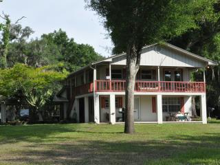 Three Rivers Inn at Santa Fe River High Springs FL - Branford vacation rentals