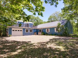 Secluded home in quiet neighborhood near bike paths & Morning Glory Farm! - Edgartown vacation rentals