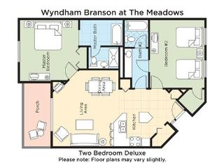 Lovely Villa with Internet Access and Dishwasher - Branson vacation rentals