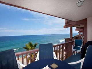 Ocean Front Top Floor condo Del Mar Beach Club - Solana Beach vacation rentals