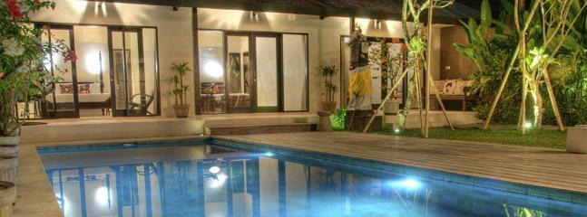 Ace, 3 Bedroom Luxury Modern Villa Private Pool-Canggu - Image 1 - Kerobokan - rentals