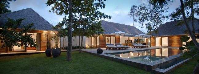 Roman 4BR Luxury Modern Villa Large Pool-Umalas - Image 1 - Bali - rentals