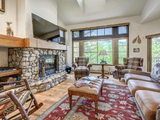 Ski to 3 BR + Den and 4 Bath Meadows Townhome with Spectacular Views - Beaver Creek vacation rentals