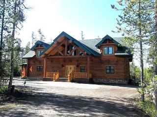 Grandpa's Retreat is tucked in the trees; yet close to activities - Island Park vacation rentals