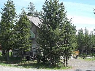 Pine Trees in Heaven is less than 1 mile from the Henry's Fork River. - Island Park vacation rentals