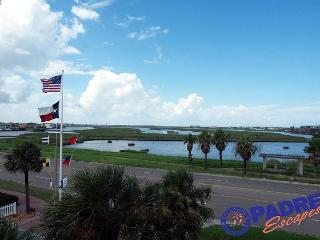 Remodeled 1 bedroom condo w/a Great View & close to the Beach! - Corpus Christi vacation rentals