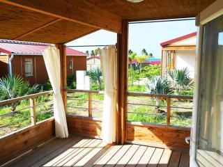 Cottage pour 4 personnes au bord de la plage - Le Vauclin vacation rentals