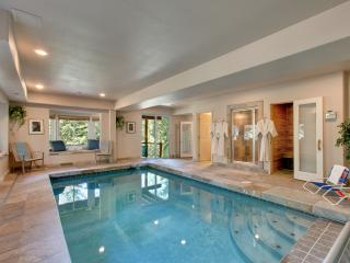 Indoor heated pool, 8 rooms with beds, and more! - South Lake Tahoe vacation rentals