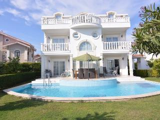 HELİOS VILLA - Belek vacation rentals
