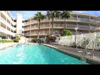 1342 FURNISHED WATER FRONT CONDO WITH KITCHENETTE - Corpus Christi vacation rentals