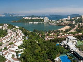 Cosy 1 bedroom flat with sea view towards Disney - Hong Kong vacation rentals