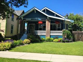 Gorgeous Home In Historic District - Great Falls vacation rentals