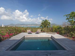blue villa,french low land,close to baie rouge - Saint Martin vacation rentals
