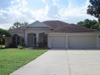 Perfect House with Internet Access and A/C - Apopka vacation rentals