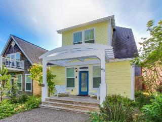 Hear the waves from the home and stroll to easy beach access - Depoe Bay vacation rentals