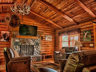 Nice Cabin with A/C and Satellite Or Cable TV - Logan vacation rentals