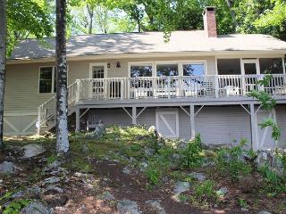 Winnipesaukee Waterfront Home (LON62W) - Moultonborough vacation rentals