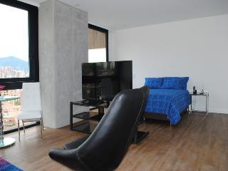Brand New Poblado - GYM, POOL- 5 MIN TO LLERAS! 0210 - Medellin vacation rentals