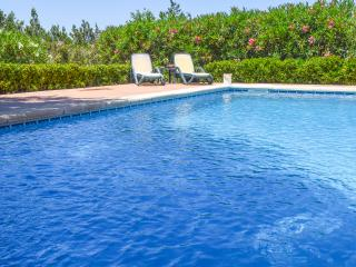 Stone house with infinity pool and garden - Sencelles vacation rentals