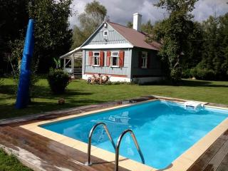 Country house with pool, Gołowierzchy, Poland - Lukow vacation rentals