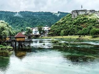 watermill & dwelling pile house 1 (krupana) - Bosanska Krupa vacation rentals