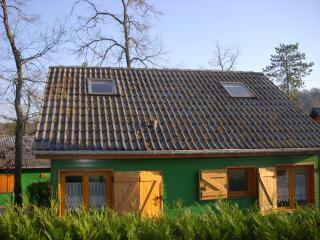 Chalet Sirocco - camping de la pelouse - Jaulny vacation rentals