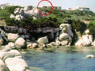 Capo Testa - Casa panoramica con giardino - Capo Testa vacation rentals