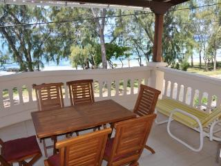 Luxurious Villa RIGHT ON BEACH - Belle Mare vacation rentals