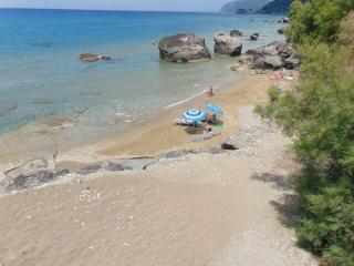 Secluded Apartments near the beach - Agios Gordios vacation rentals