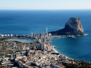 Apartment in Calpe, Spain - Calpe vacation rentals